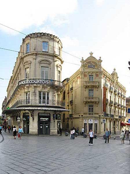 Balade Dans Montpellier